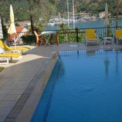Duygu Pension Турция, Фетхие - отзывы, цены и фото номеров - забронировать отель Duygu Pension онлайн бассейн
