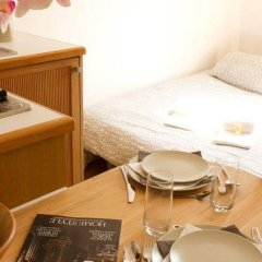 Отель Irwin Apartments at Notting Hill Великобритания, Лондон - отзывы, цены и фото номеров - забронировать отель Irwin Apartments at Notting Hill онлайн комната для гостей фото 4
