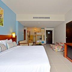 Отель Deevana Plaza Krabi комната для гостей