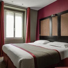 Отель Hôtel Courcelles Étoile комната для гостей фото 4