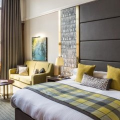 Отель ABode Glasgow 4* Стандартный номер с различными типами кроватей фото 6