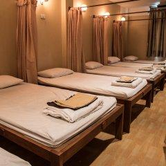 Отель Bed & Body Bangkok сауна