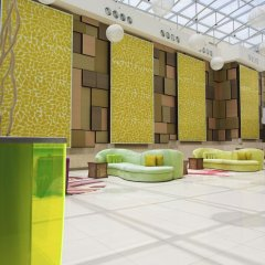 Traders Hotel Qaryat Al Beri Abu Dhabi, by Shangri-la фото 4