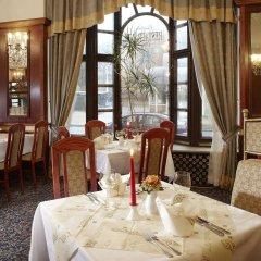 Отель Excelsior Чехия, Марианске-Лазне - отзывы, цены и фото номеров - забронировать отель Excelsior онлайн питание фото 3