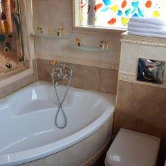 Отель Boris Palace Boutique Hotel Болгария, Пловдив - отзывы, цены и фото номеров - забронировать отель Boris Palace Boutique Hotel онлайн ванная фото 2
