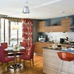 Отель Dreamhouse Apartments Glasgow Merchant City Великобритания, Глазго - отзывы, цены и фото номеров - забронировать отель Dreamhouse Apartments Glasgow Merchant City онлайн питание фото 2