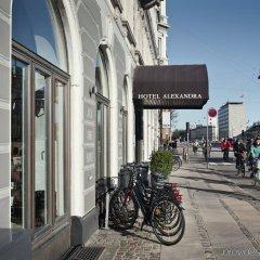 Отель Alexandra Дания, Копенгаген - отзывы, цены и фото номеров - забронировать отель Alexandra онлайн парковка