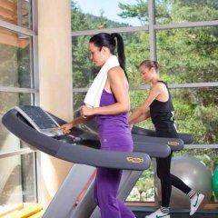 Отель Yastrebets Wellness & Spa Боровец фитнесс-зал фото 3