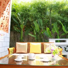 Отель Mr Tho Garden Villas в номере
