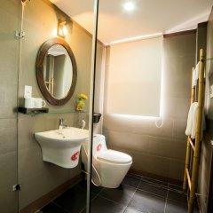 Отель Hoang Dao Villa ванная фото 2