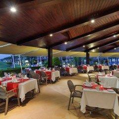 Bellis Deluxe Hotel Турция, Белек - 10 отзывов об отеле, цены и фото номеров - забронировать отель Bellis Deluxe Hotel онлайн питание фото 2