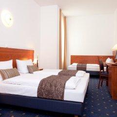 Отель Atrium Charlottenburg Берлин комната для гостей фото 5