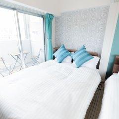 Отель Residence Tenjinn Minami Япония, Фукуока - отзывы, цены и фото номеров - забронировать отель Residence Tenjinn Minami онлайн комната для гостей фото 3