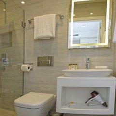 Отель City Avenue ванная фото 2