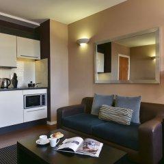 Отель Fraser Suites Glasgow Великобритания, Глазго - отзывы, цены и фото номеров - забронировать отель Fraser Suites Glasgow онлайн комната для гостей фото 5