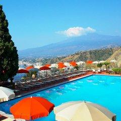 Villa Diodoro Hotel бассейн фото 2