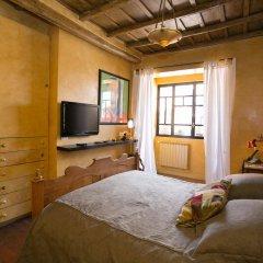 Апартаменты Trastevere Large Apartment With Terrace комната для гостей фото 3