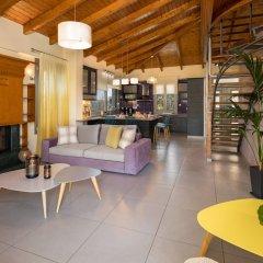Отель Lorenzo Villas Греция, Закинф - отзывы, цены и фото номеров - забронировать отель Lorenzo Villas онлайн комната для гостей фото 5
