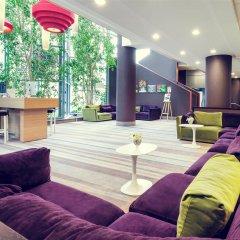 Отель Mercure Warszawa Centrum интерьер отеля