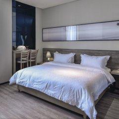 Отель City Inn OCT Loft Branch Китай, Шэньчжэнь - отзывы, цены и фото номеров - забронировать отель City Inn OCT Loft Branch онлайн комната для гостей фото 4