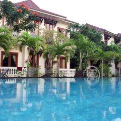 Отель Memority Hotel Вьетнам, Хойан - отзывы, цены и фото номеров - забронировать отель Memority Hotel онлайн бассейн