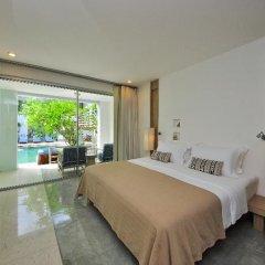 Отель Ramada by Wyndham Phuket Southsea 4* Стандартный номер разные типы кроватей фото 6