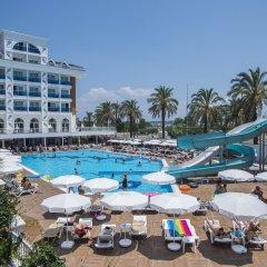 Отель Palm World Resort & Spa Side - All Inclusive Сиде бассейн фото 3