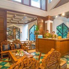 Отель Maritime Park & Spa Resort интерьер отеля