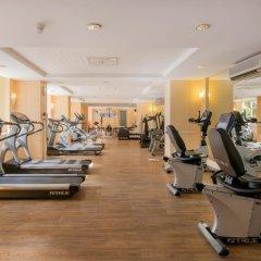 Отель The Sukosol Бангкок фитнесс-зал фото 2