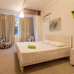 Гостиница Hostel Chemodan в Сочи отзывы, цены и фото номеров - забронировать гостиницу Hostel Chemodan онлайн комната для гостей фото 5