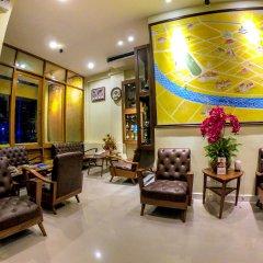 Хостел Siri Poshtel Bangkok интерьер отеля