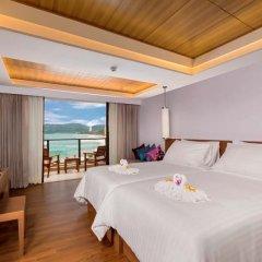 Отель Beyond Resort Karon 4* Стандартный номер с различными типами кроватей фото 3