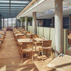Отель Inntel Centre Амстердам питание