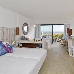 Отель Sol Beach House at Melia Fuerteventura - Adults Only комната для гостей фото 4