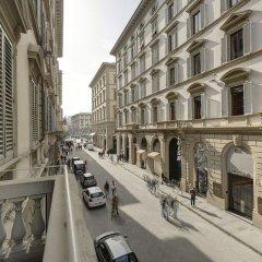Отель B&B Il Salotto Di Firenze Италия, Флоренция - отзывы, цены и фото номеров - забронировать отель B&B Il Salotto Di Firenze онлайн балкон