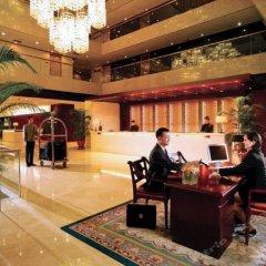 Отель Nan Hai Hotel Китай, Шэньчжэнь - отзывы, цены и фото номеров - забронировать отель Nan Hai Hotel онлайн интерьер отеля фото 2