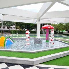 Отель Ambassador City Jomtien Pattaya - Inn Wing детские мероприятия фото 2