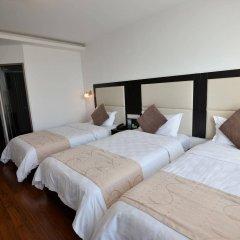 Joyfulstar Hotel Pudong Airport Chenyang комната для гостей фото 4