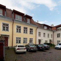 Апартаменты Tallinn City Apartments парковка