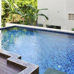 Отель Laguna Bay Паттайя бассейн фото 2