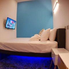 Отель Backpackers' Inn Chinatown Сингапур комната для гостей фото 5