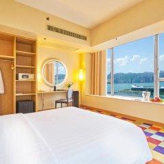 Отель COZi · Harbour View (Previously Newton Place Hotel ) Китай, Гонконг - отзывы, цены и фото номеров - забронировать отель COZi · Harbour View (Previously Newton Place Hotel ) онлайн комната для гостей фото 2