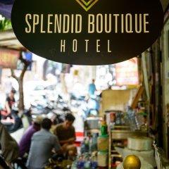 Отель Splendid Boutique Hotel Вьетнам, Ханой - 1 отзыв об отеле, цены и фото номеров - забронировать отель Splendid Boutique Hotel онлайн спа