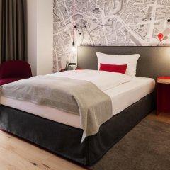 Отель IntercityHotel Braunschweig комната для гостей фото 3