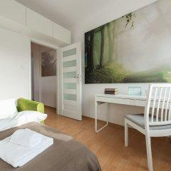 Отель P&O Apartments Ochota Польша, Варшава - отзывы, цены и фото номеров - забронировать отель P&O Apartments Ochota онлайн комната для гостей фото 4