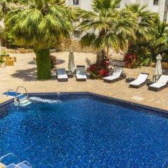 Отель Amman West Hotel Иордания, Амман - отзывы, цены и фото номеров - забронировать отель Amman West Hotel онлайн бассейн фото 2