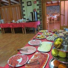 Отель Mesón de L'Ainsa Испания, Аинса - отзывы, цены и фото номеров - забронировать отель Mesón de L'Ainsa онлайн питание фото 2