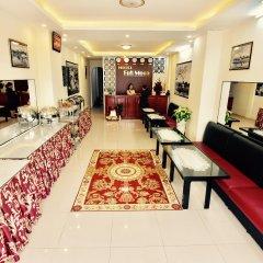 Full Moon Dalat Hotel Далат интерьер отеля