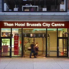 Thon Hotel Brussels City Centre банкомат