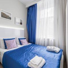 Отель Blue Sky на Невском Санкт-Петербург комната для гостей фото 3